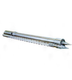 High Mixing Screws & Barrels for Injection Machines