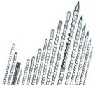 Screws for Extrusion & Injection Machines