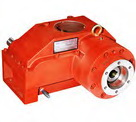 Stationary Type-Stepless gear boxes for extruders