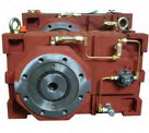 Rotary Type-Stepless Gear Box