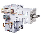 Gear Box For Twin Screw Extruders